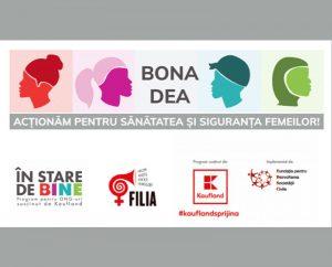 Timpul prezent – Educaţie pentru sănătatea femeilor