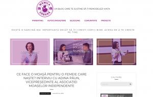 Ce face o moașă pentru o femeie care naște? Interviu cu Adina Păun, vicepreședinte al Asociației Moașelor Independente